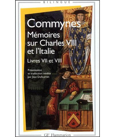 Mémoires sur Charles VIII et l'Italie