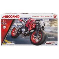 Meccano Ducati Monster Motorfiets 1200 S Red 6027038