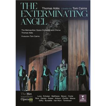 TheExterminating Angel Blu-ray