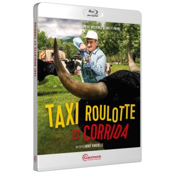 TAXI ROULOTTE ET CORRIDA-FR-BLURAY