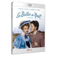 Les belles de nuit Blu-ray