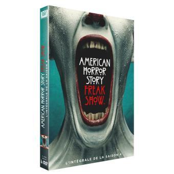 American Horror StoryAmerican Horror Story Freak Show Saison 4 DVD