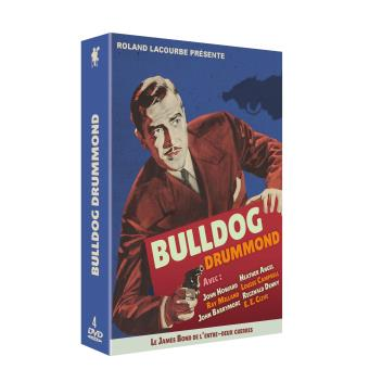 Bulldog Drummond DVD