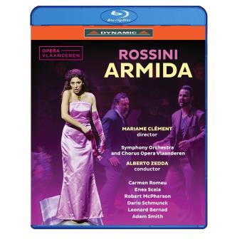 Armida Blu-ray