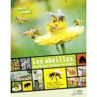 Les abeilles, de precieux insectes en danger ne
