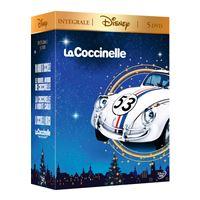 Coffret Coccinelle 5 films DVD