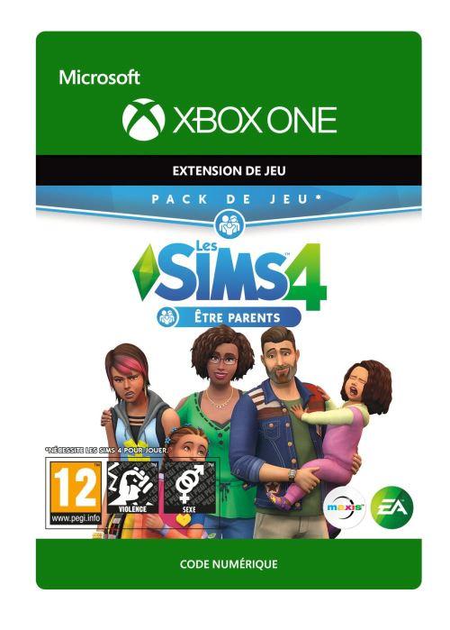 Code de téléchargement Les Sims 4 : Etre parents Xbox One