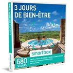 SMAR Coffret cadeau Smartbox 3 jours de bien-être