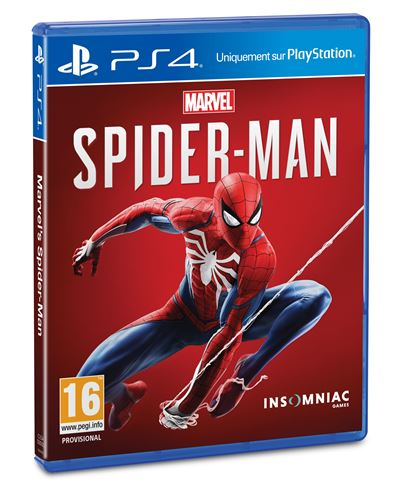 Marvels Spider-Man PS4