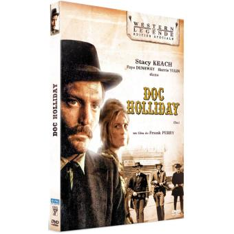 Doc Holliday DVD