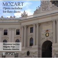 Airs d'opéra pour duo de flûte