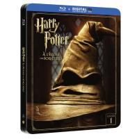 Harry Potter à l'école des sorciers Steelbook Blu-ray