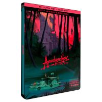 Apocalypse Now Final Cut Steelbook Edition Limitée Blu-ray 4K Ultra HD
