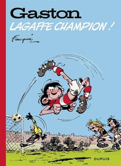 Gaston hors-série - Tome 6 - Lagaffe champion ! - 9791034738502 - 8,99 €