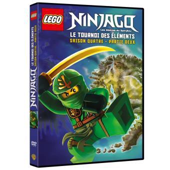Lego ninjago saison 4 partie 2 dvd dvd zone 2 achat - Lego ninjago nouvelle saison ...