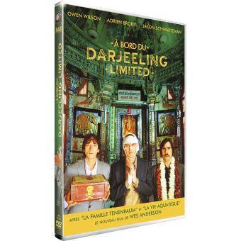 A bord du Darjeeling DVD