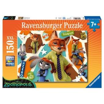 Disney Zootropolis puzzel - 150 stukjes