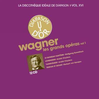 La discothèque idéale de Diapason Volume 16 Les grands opéras Volume 1
