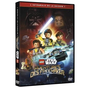 Lego Star WarsLego Star Sars Les aventures des Freemaker Saison 1 DVD