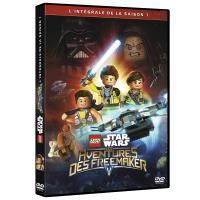Lego Star Sars Les aventures des Freemaker Saison 1 DVD
