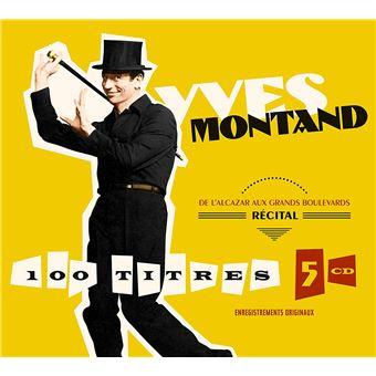 De l alcazar aux grands boulevards/100 titres/5 cd