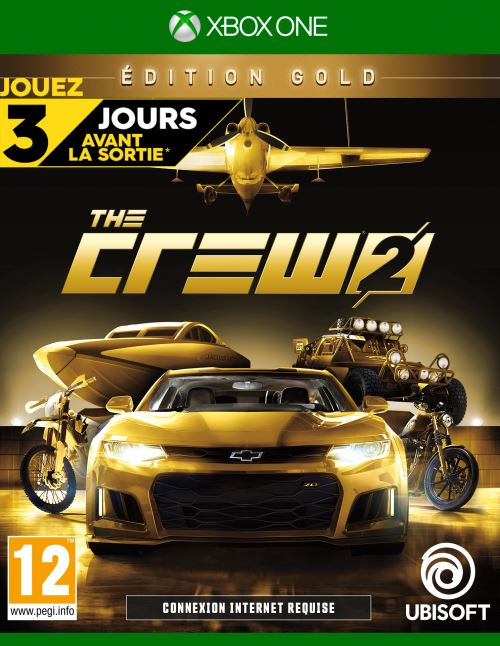 The Crew 2 Edition Gold Xbox One