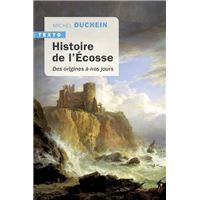 Histoire de l'écosse