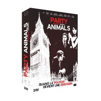 Party AnimalsCoffret intégral de la Saison 1 DVD