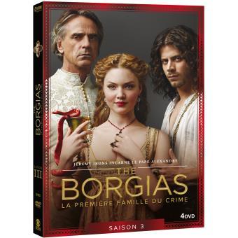 The BorgiasCoffret intégral de la Saison 3 DVD
