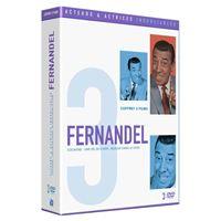 Coffret Inoubliable Fernandel DVD