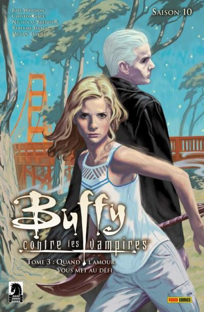 Buffy contre les vampires (Saison 10) T03 - Quand l'amour vous met au défi - 9782809458251 - 8,99 €