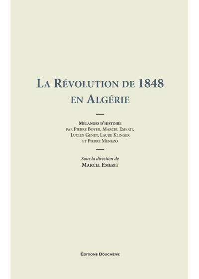 La révolution de 1848 en Algérie