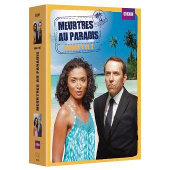 Meurtres au paradisMeurtres au paradis Coffret intégral des Saisons 1 et 2 - DVD