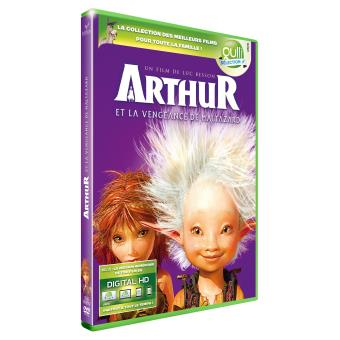 Arthur et la vengeance de Maltazard DVD