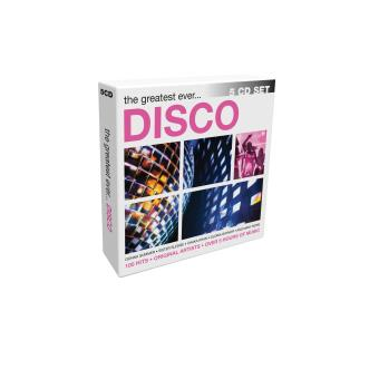 The greatest ever Disco Coffret