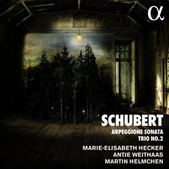 Sonate pour arpeggione Trio numéro 2 pour piano en Mi bémol majeur