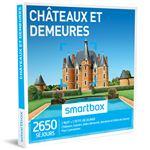 SMAR Coffret cadeau Smartbox Châteaux et demeures de charme