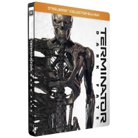 Terminator : Dark Fate Steelbook Blu-ray