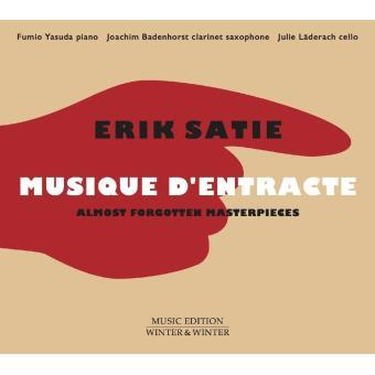 Musique d'entracte : Fumio Yasuda joue des arrangements d'œuvres de Satie