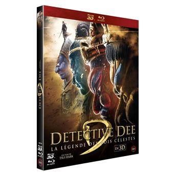 Detective DeeDétective Dee 3 : La Légende des Rois Célestes Blu-ray 3D