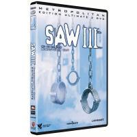 Saw III - Edition Director's Cut