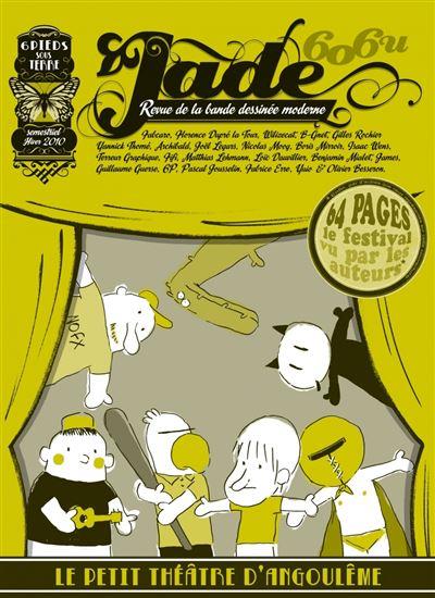 Jade 606U - Le petit théâtre d'Angoulême