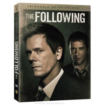 The FollowingCoffret intégral de la Saison 1 - DVD