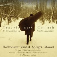 TRAVELS WITH GOLIATH