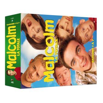 MalcolmCoffret Malcolm Saisons 1 à 7 DVD