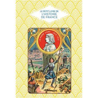Le Petit Livre De L Histoire De France