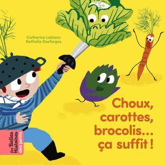 Choux, carottes, brocolis