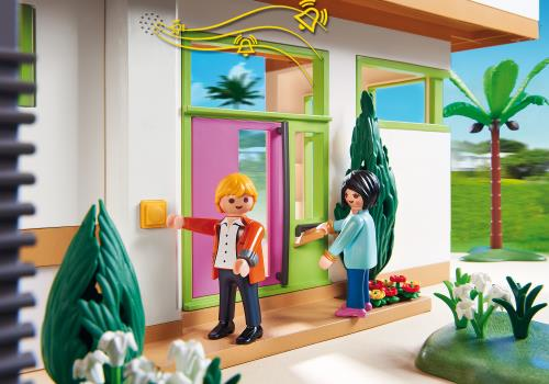 Best Maison Moderne De Luxe Playmobil Contemporary - Amazing House ...