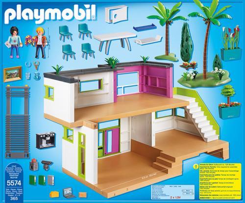 Playmobil City Life 5574 Maison Moderne