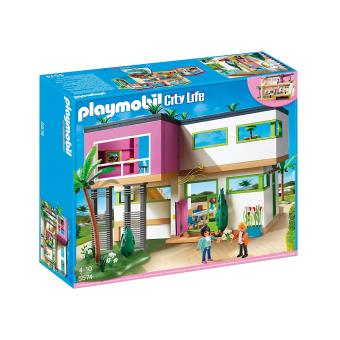 Maison Playmobil Amazon. Elegant Best Maison Moderne Playmobil ...